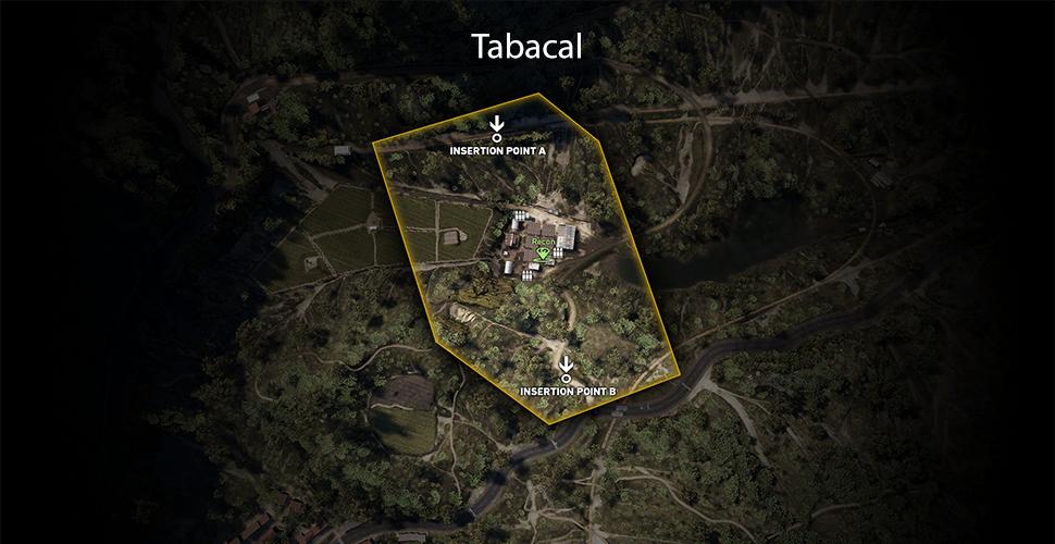 Ghost Recon Wildlands Tabacal Leak