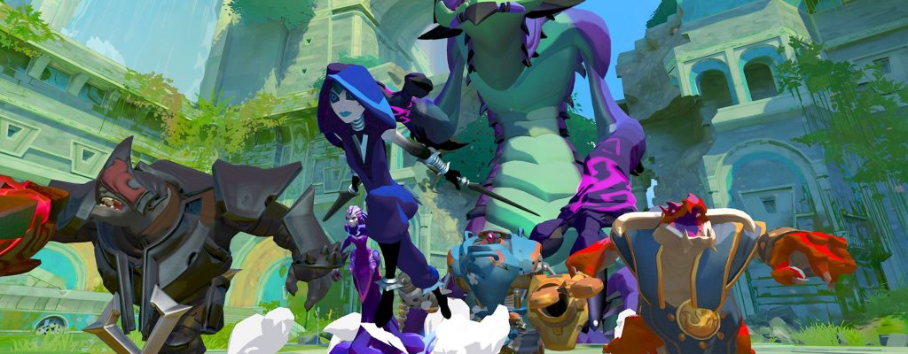 10 Gründe, den Team-Shooter Gigantic anzuspielen – Sponsored Story