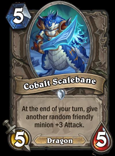 Hearthstone Cobald Scalebane