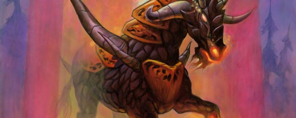Hearthstone: Arme Hexer – Schreckensross verliert seinen Schrecken