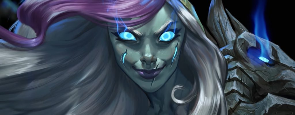 Hearthstone: Jaina wird zum Lebensraub-Elementar-Monster!