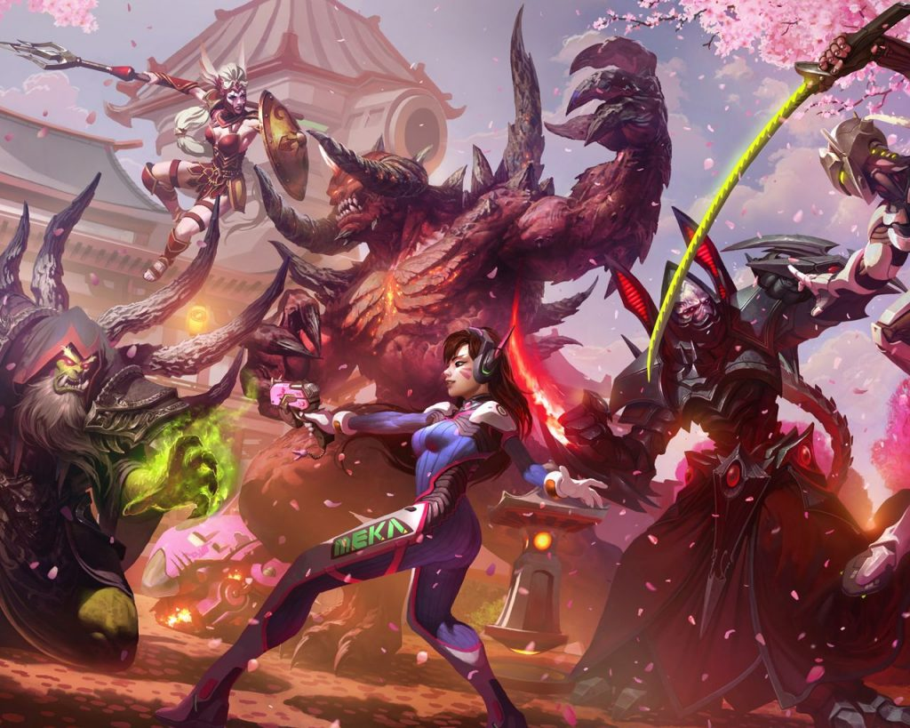 HotS Clash of Heroes