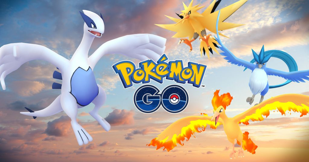 Pokémon GO Legendary-Pokemon