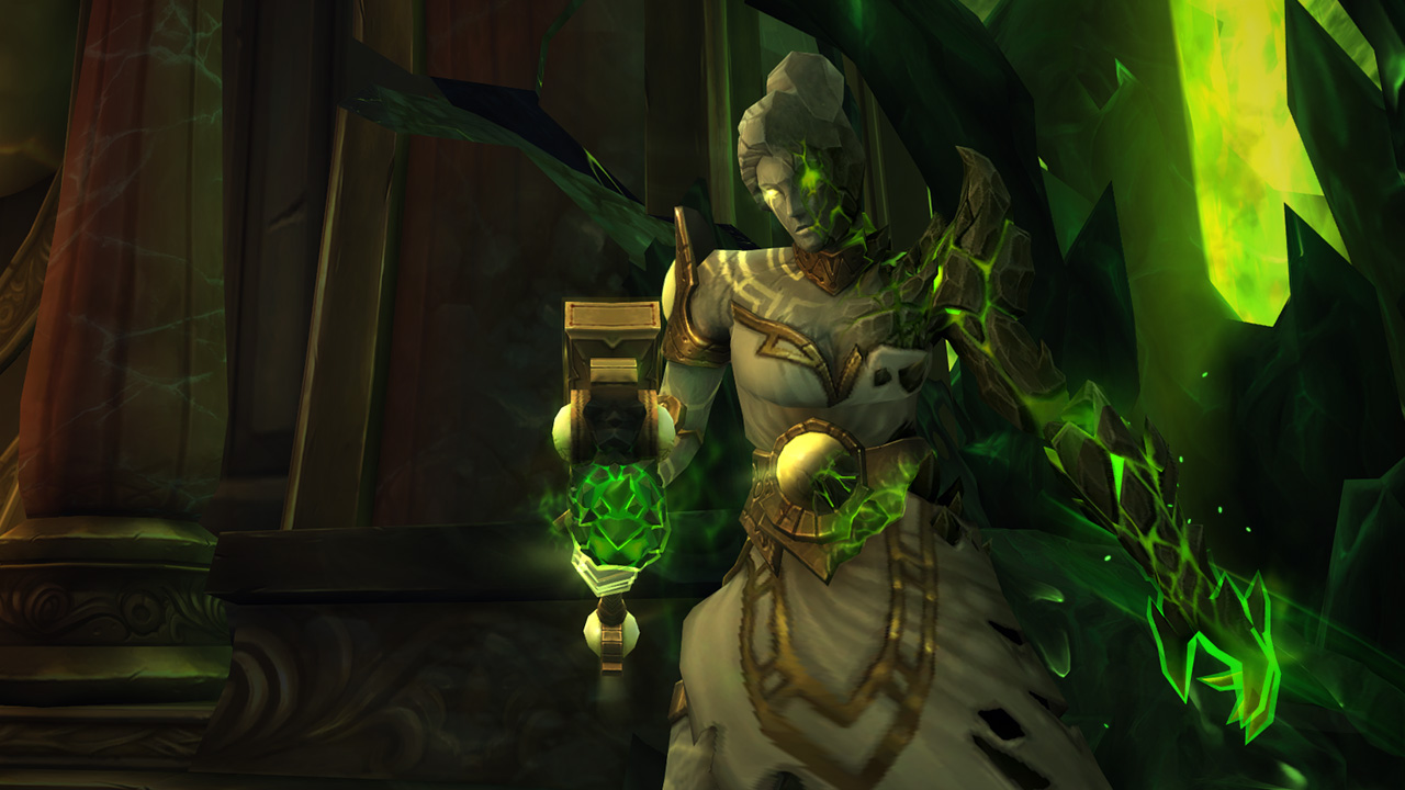 Die Maiden of Vigilance im Tomb of Sargeras