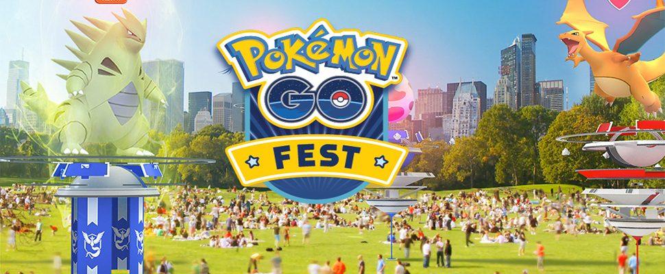 Pokémon GO: Übersicht zum GO Fest – Startzeiten, Legendäre Monster