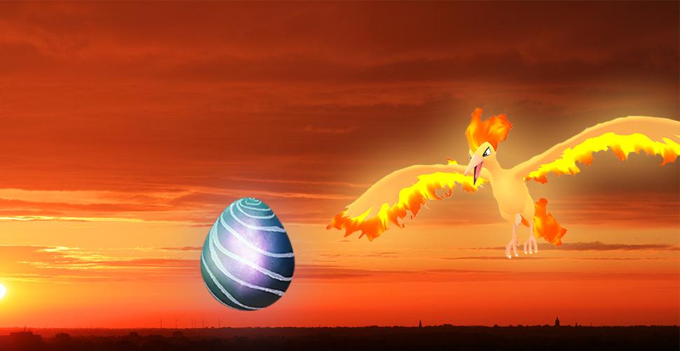 Pokémon GO Raid Boss Lavados Titel
