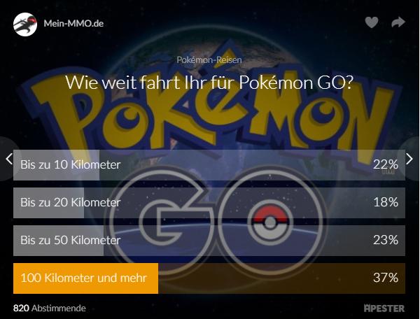 Pokémon GO Umfrage2