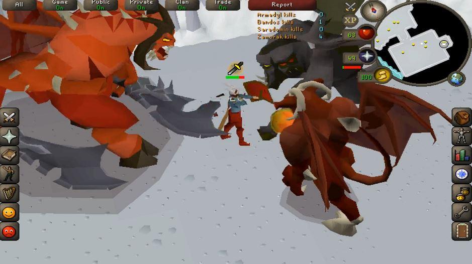 RuneScape Mobile 2