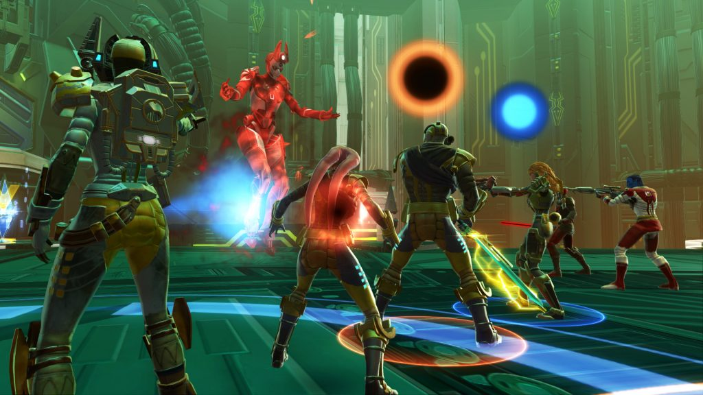 SWTOR Sisters of Carnage