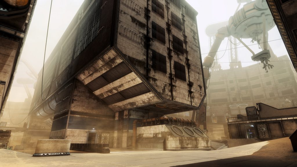 Titanfall 2 Rise Map