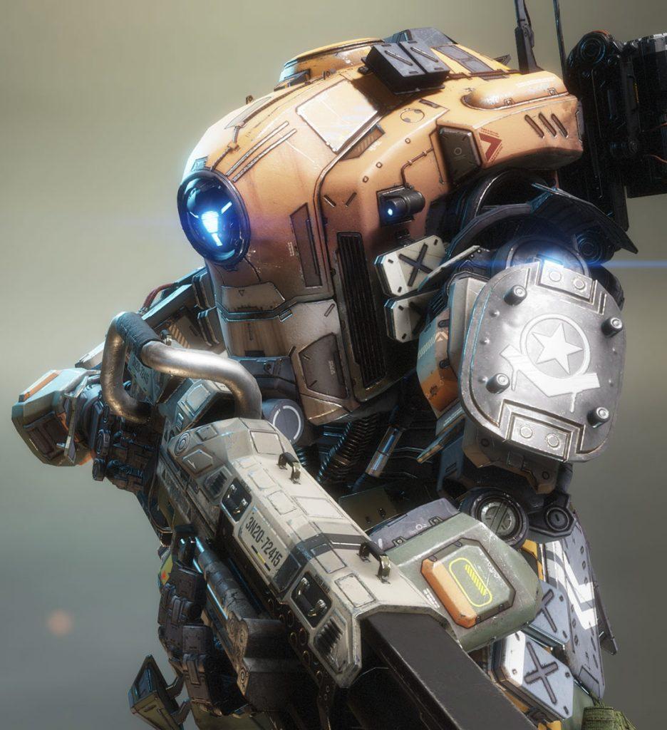 Titanfall 2 Titan Skin
