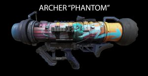 "Titanfall 2 ARCHER ""PHANTOM"""