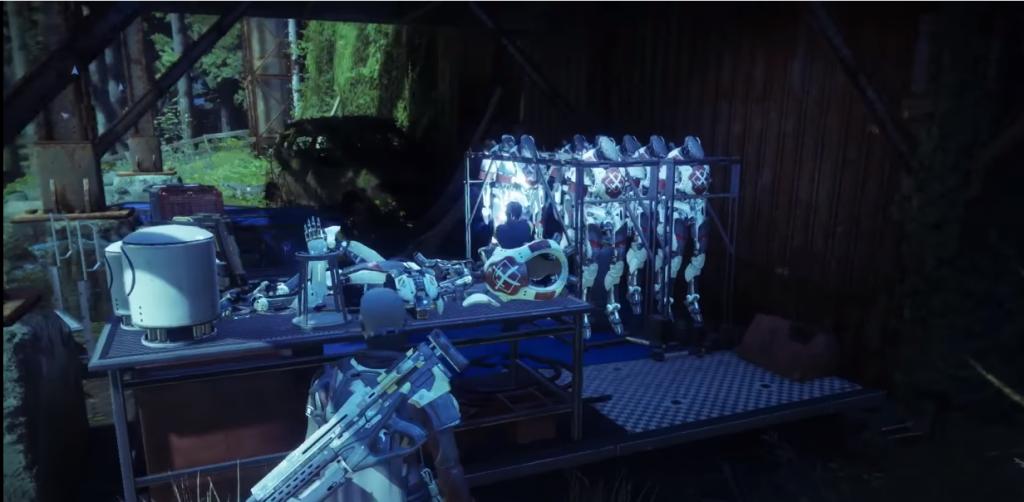 Waffen Fabrik Destiny2