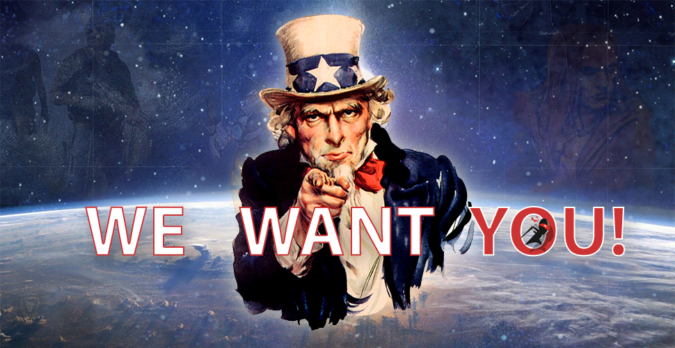 We Want You!4