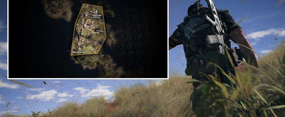 """Ghost Recon Wildlands: PvP-Maps geleakt – 9 Karten für """"Ghost War"""""""
