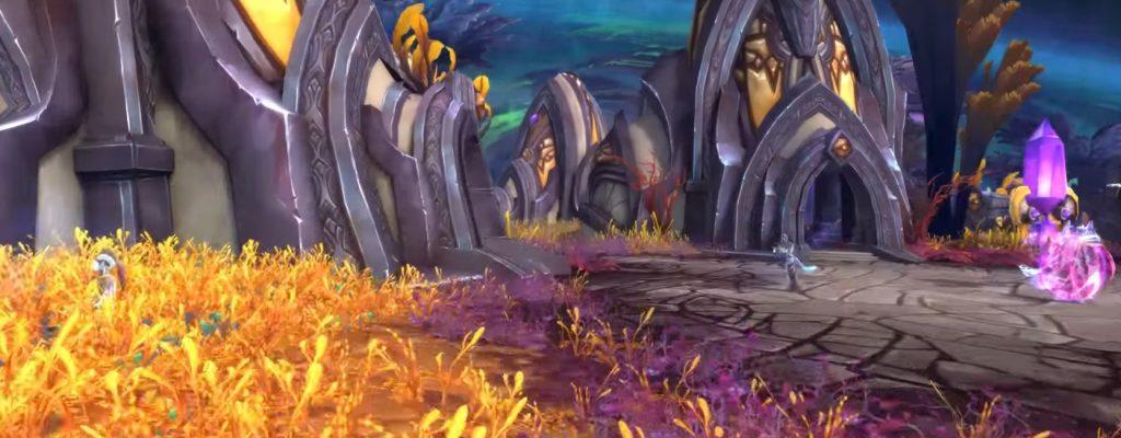 WoW 7.3: Zonen-Vorschau Argus – Edle Bauten, Verlorene Seelen