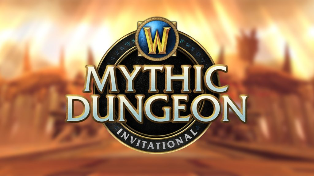 WoW Mythic Dungeon Invitational