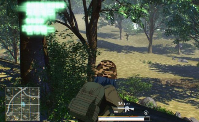PlayerUnknown's Battlegrounds hat es in einen Anime geschafft