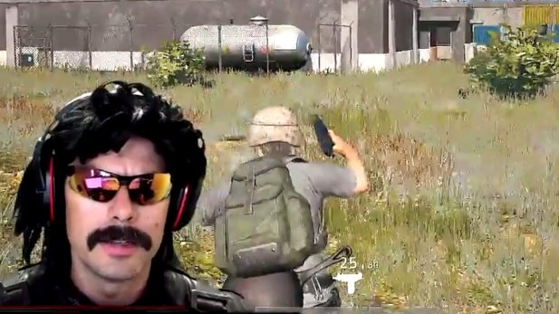 Playerunknowns Battlegrounds Dr Disrespect