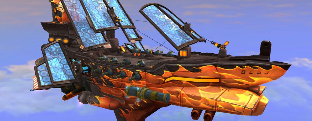 Cloud Pirates: Riesen-Update für Luftpiraten-Game – Map & Spielmodus