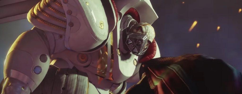 Destiny 2: Bösewicht Ghaul im Charaktervideo vorgestellt