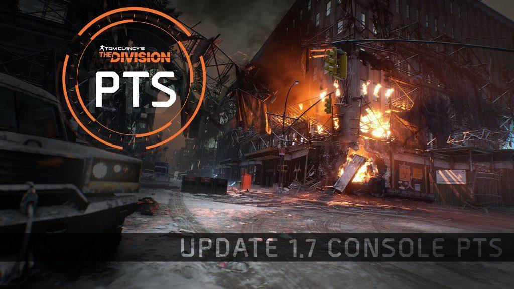 division update 17