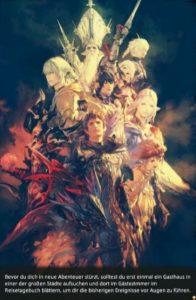 final fantasy story