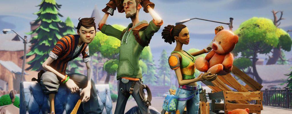 Fortnite: Anspiel-Test – Survival-Shooter macht im Team richtig Laune