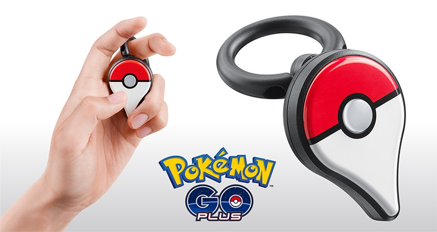 Pokémon GO Plus Ring