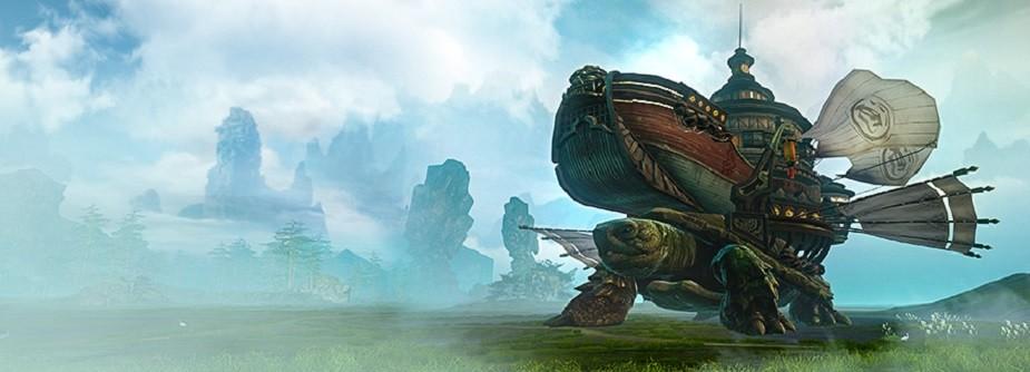 Revelation Online: Housing mal anders – Zieht in eine Schildkröte ein!