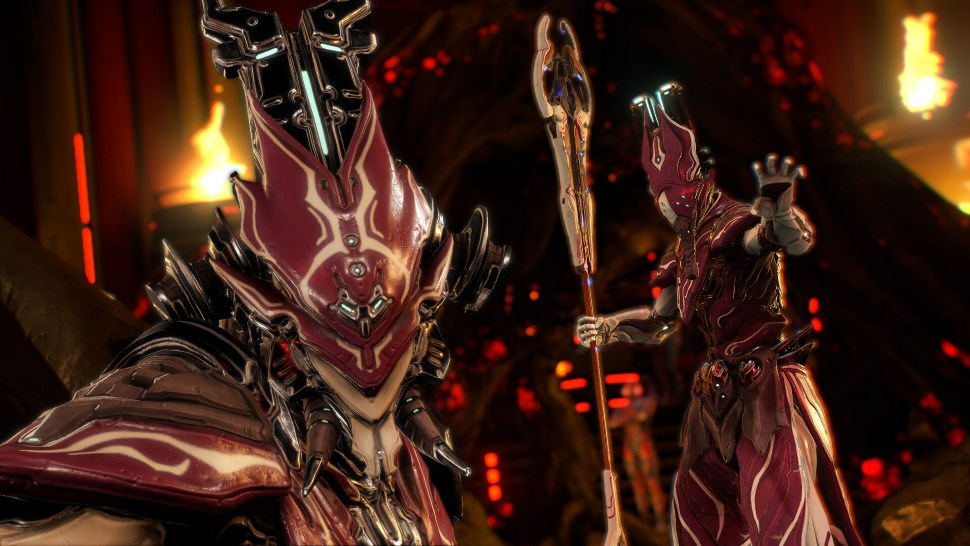 warframe chains of harrow