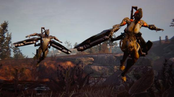 """Warframe kriegt eine Open World – wird """"MMORPG""""-ähnlicher"""