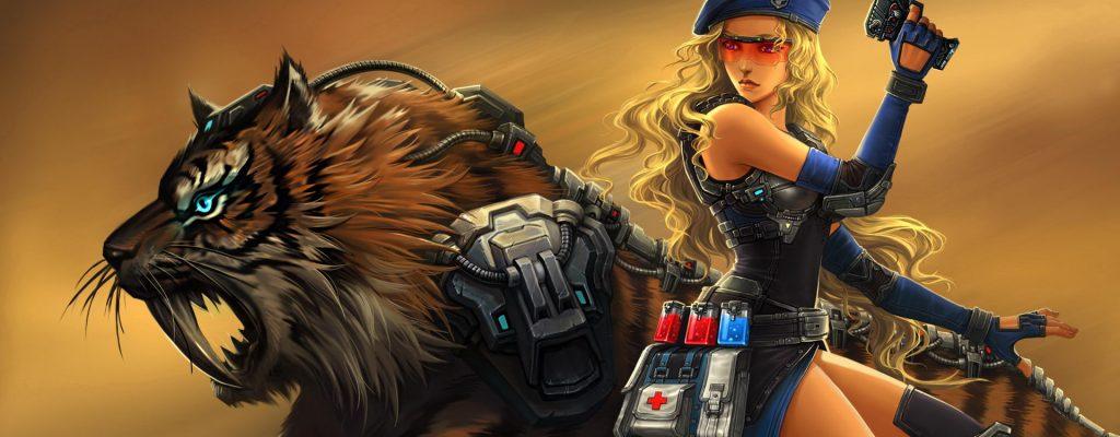Ist dieses neue Sci-Fi-MMO etwas für Euch? – Wild Buster: Heroes of Titan