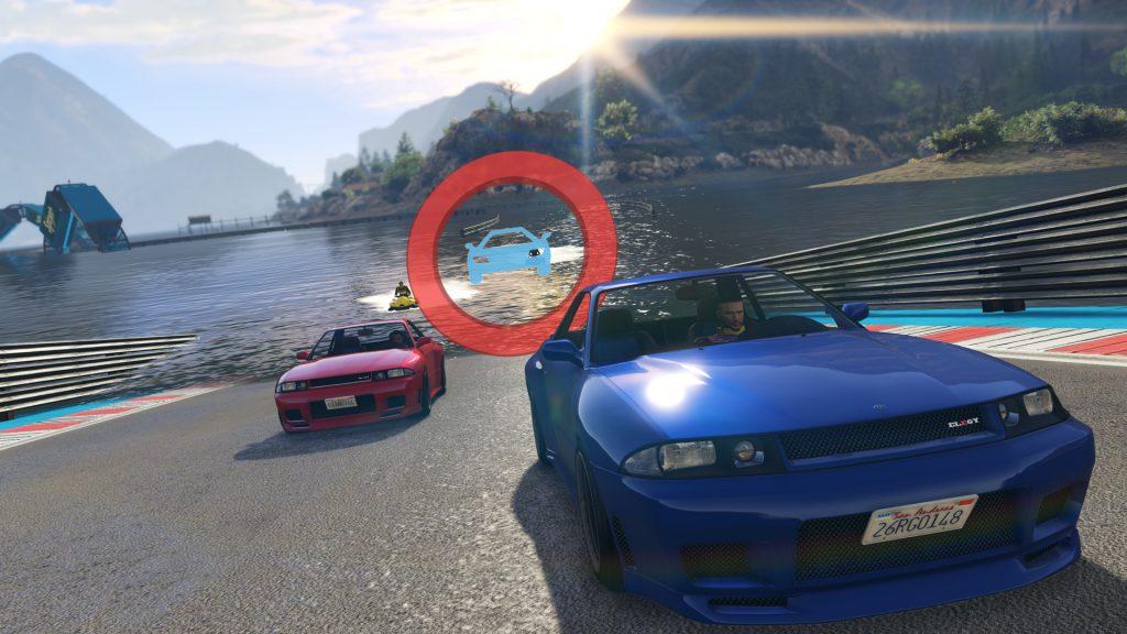 GTA 5 Online neue Stunts