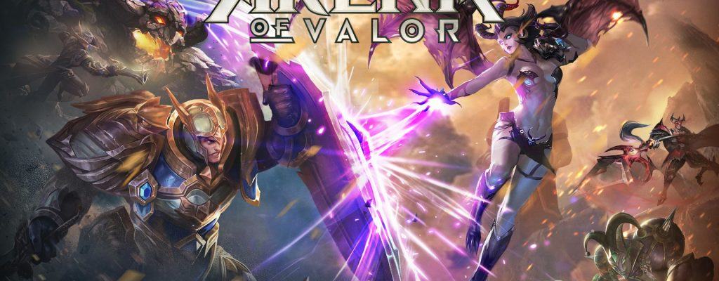 Tencent zieht mit Arena of Valor in das europäische Mobile-MOBA-Schlachtfeld – Sponsored Story