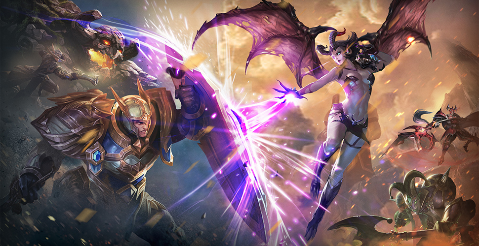 Arena of Valor Kampf