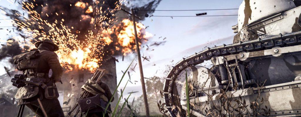 Battlefield 1: Incursions – Neuer kompetitiver 5v5-Modus startet bald