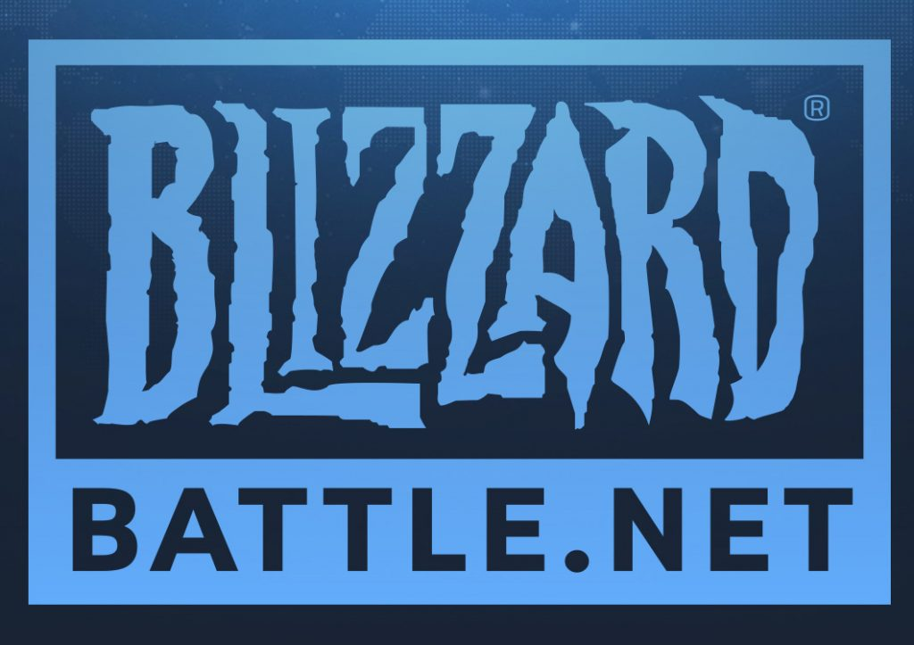 Blizzard Battle Net Logo