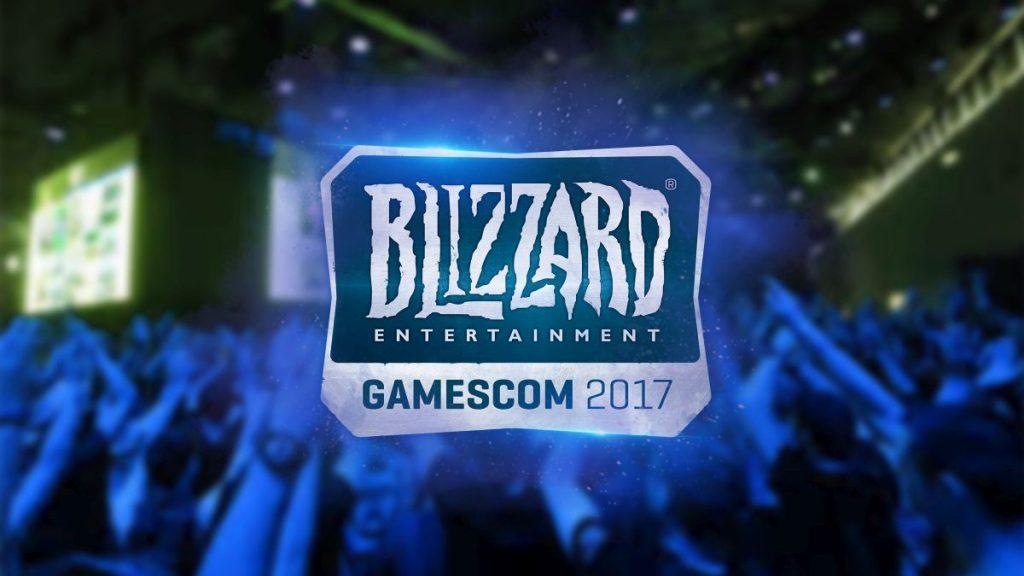 Blizzard Gamescom 2017 Logo