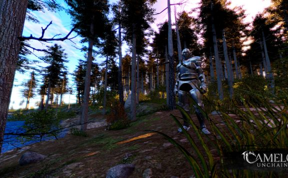 Camelot Unchained Screenshot Wald