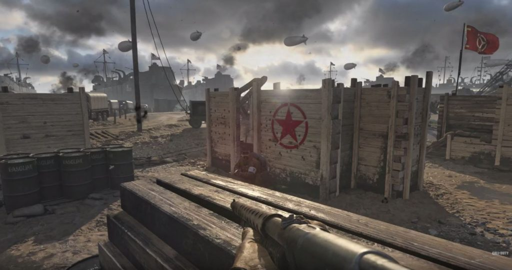 CoD WWII Headquarter 1v1