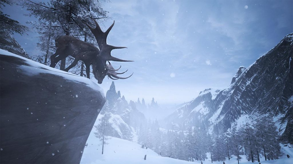 Conan Exiles Frozen North Biom Screenshot