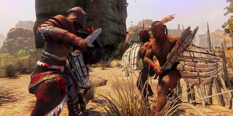 Conan Exiles: Fans mögen das neue Kampfsystem, aber …