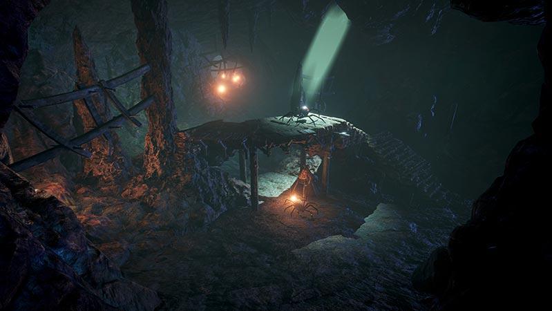 Conan Exiles New Cave