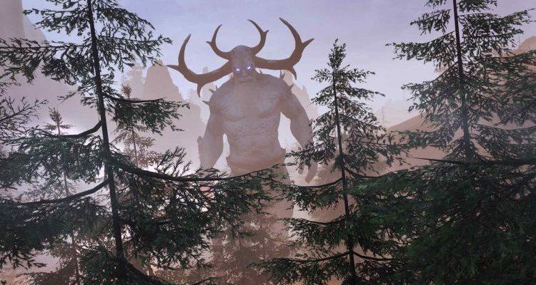 """Conan Exiles kommt auf Xbox One und protzt mit Riesen-Update """"Frozen North"""""""