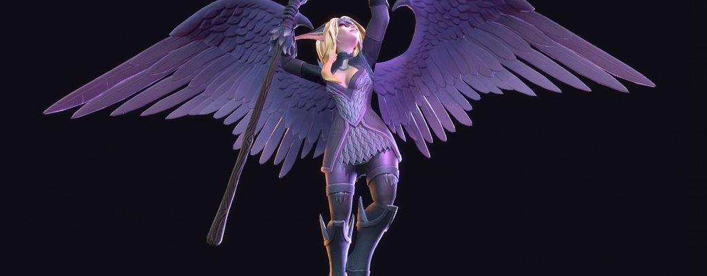 Crowfall: Magisch, fies und schnell – Die Feen des PvP-MMORPGs