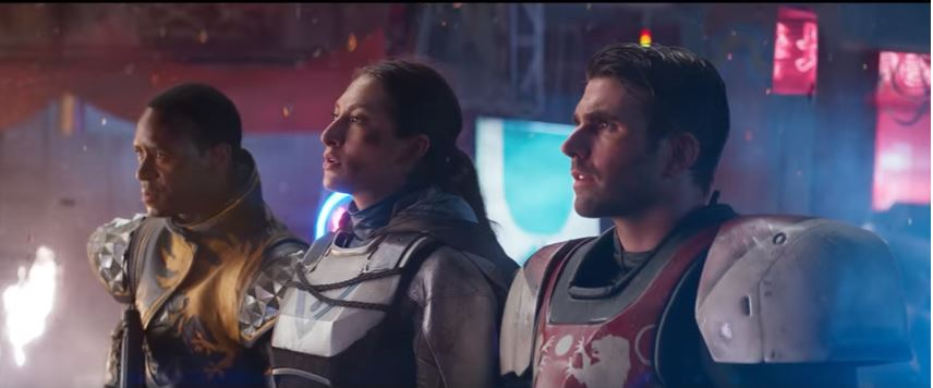 Destiny 2 Live Action Trailer Trio