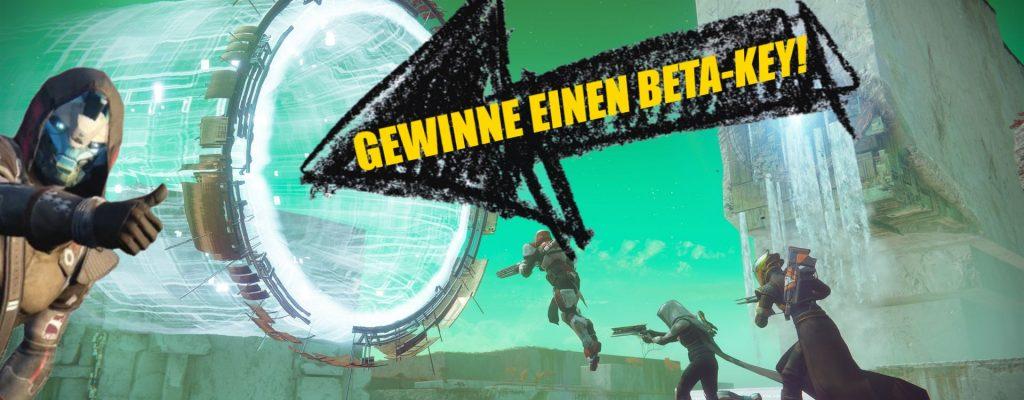 Destiny 2 – Gewinnspiel: Wir verlosen 50 Keys für die PC-Beta!