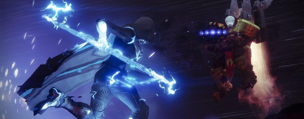 """Destiny 2: """"Fast nur positive Signale"""" – Mehr Beta-Spieler als bei Destiny 1"""