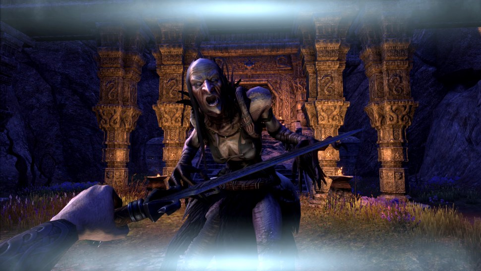 Elder Scrolls Horns of the Reach 2